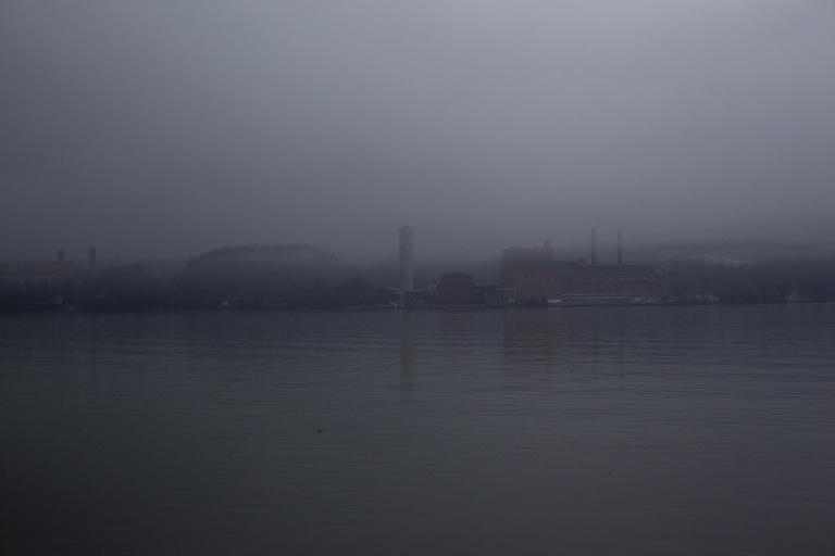 Pierre Novion - Along Hudson River