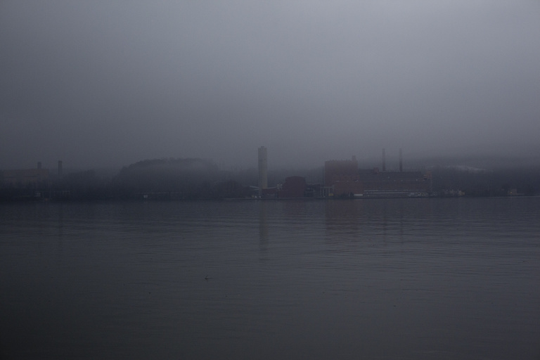 Pierre Novion - Along Hudson River - 1