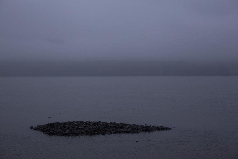 Pierre Novion - Along Hudson River - 2