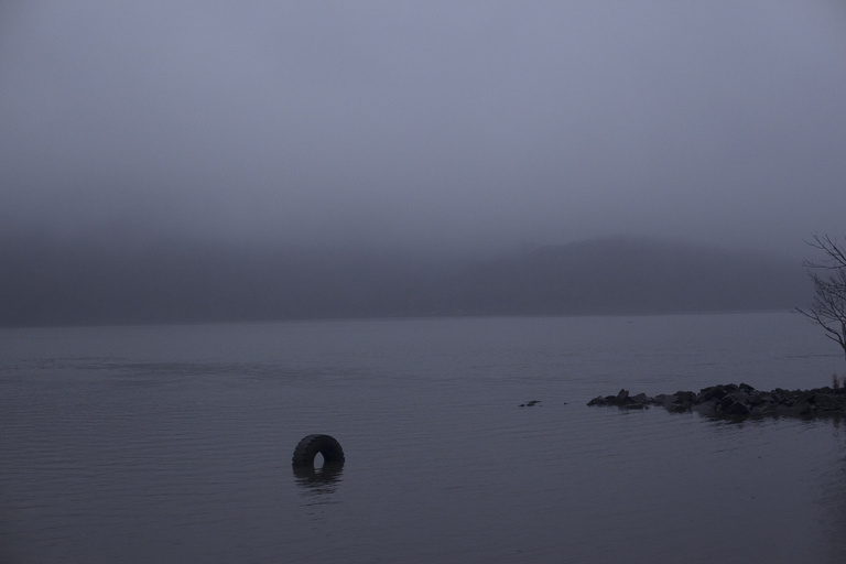 Pierre Novion - Along Hudson River - 3