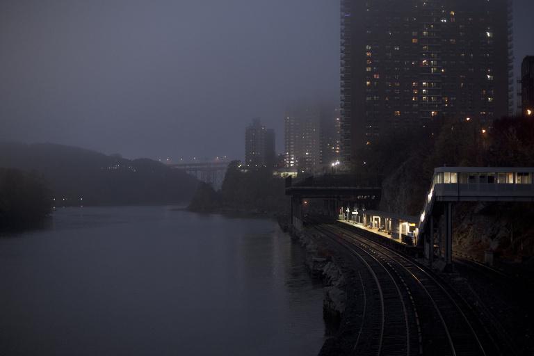 Pierre Novion - Along Hudson River - 16
