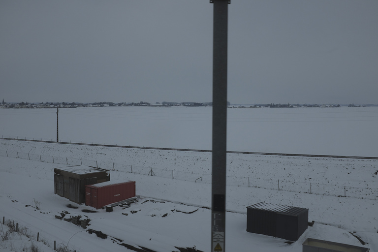 Pierre Novion - Sommeil d'hiver - 12