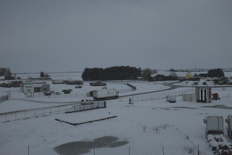 Pierre Novion - Sommeil d'hiver - 16