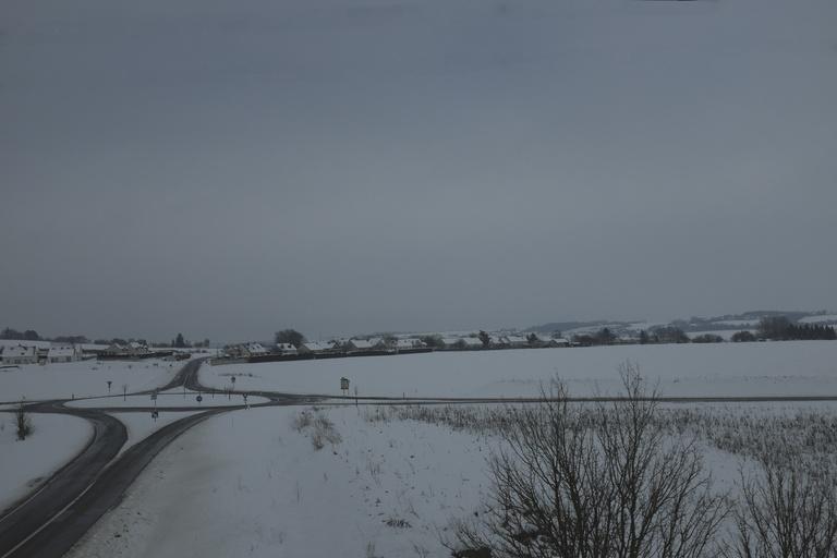 Pierre Novion - Sommeil d'hiver - 17