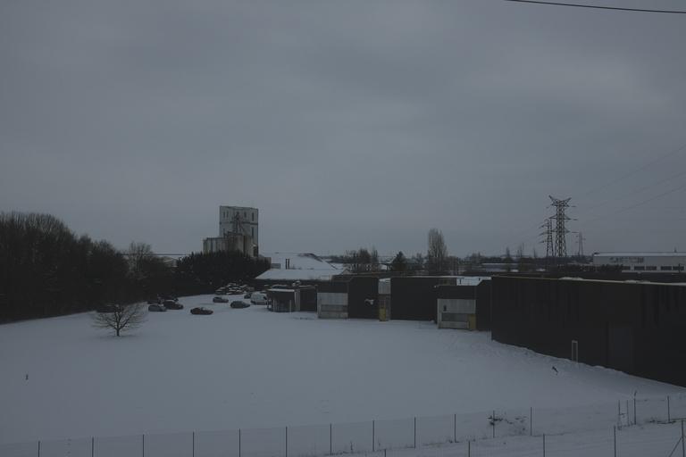 Pierre Novion - Sommeil d'hiver - 19