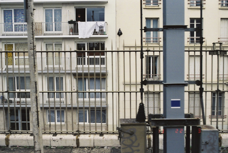 Pierre Novion - Paris Marseille - 2